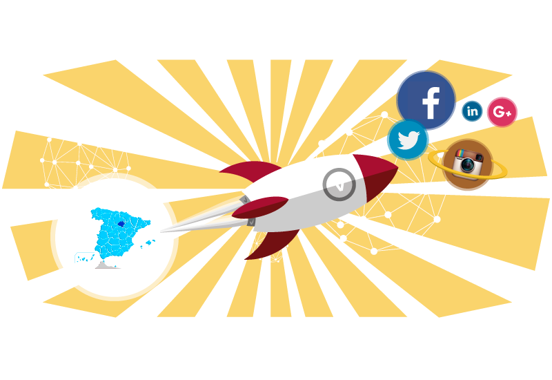 gestión de redes sociales en soria